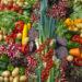 Légumes de production locale