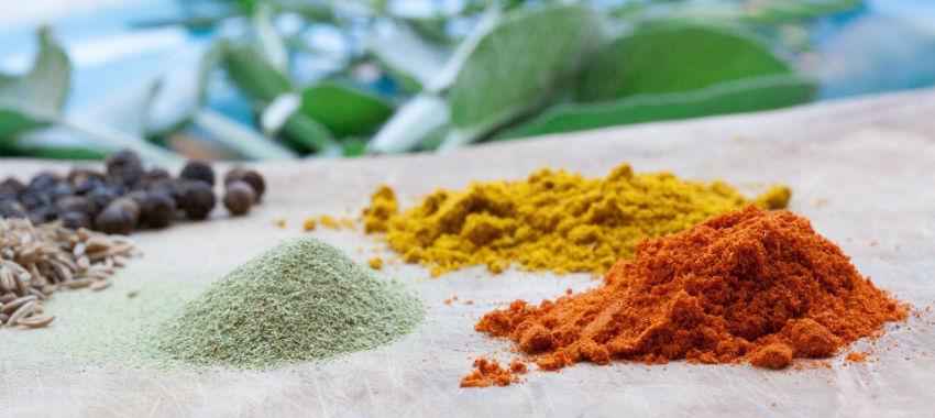 Epices et plantes aromatiques